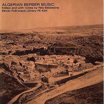 アルジェリアのベルベル音楽 - アルジェリアのベルベル音楽 【 CD 】 USA 輸入