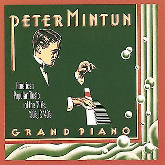 Peter Mintun - importazione USA pianoforte [CD]