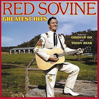 Red Sovine - Greatest Hits [CD] USA import