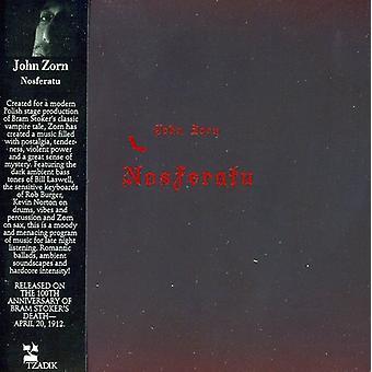 John Zorn - Nosferatu [CD] USA import