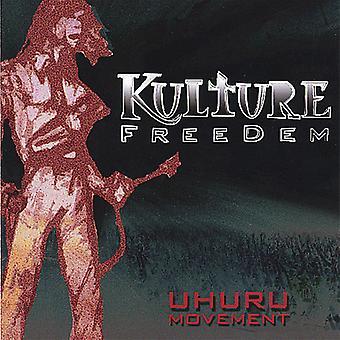 Kulture Free-Dem - Uhuru Movement [CD] USA import