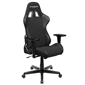 DX Racer DXRacer OH/FH11/N High-Back Ergonomic Office Desk Chair Strong Mesh+PU(Black)