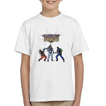Battle Of The Bands Eternia Skeletor Kid's T-Shirt