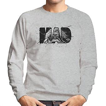 Mad Max Fury Road Immortan Joe Men's Sweatshirt