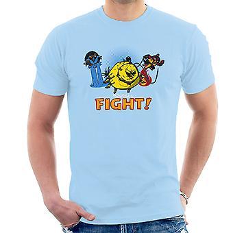 Aviary Kombat Mortal Angry Birds Men's T-Shirt