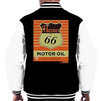 Haynes Phillips 66 Motor Oil Men's Varsity Jacket