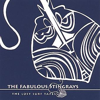 Fabulous Stingrays - Lost Surf Tapes [CD] USA import