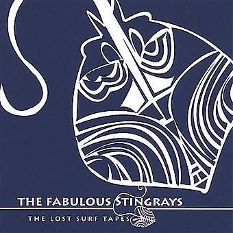 Importación de rayas fabuloso - perdido USA Surf cintas [CD]
