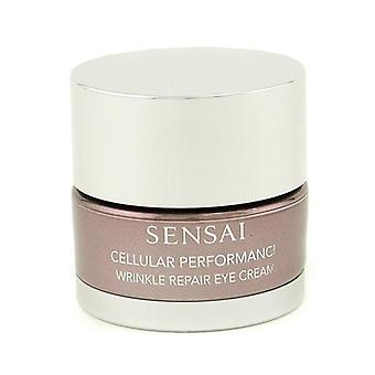 Kanebo Sensai cellulære ydeevne rynke reparation øjencreme - 15ml / 0.5 oz