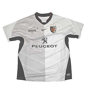 NIKE toulouse rugby camiseta 2010/11