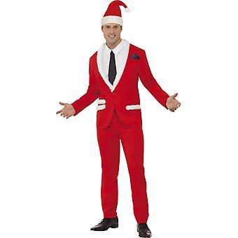 Nicholas costum cool Suite Santa costum de Crăciun Xmas