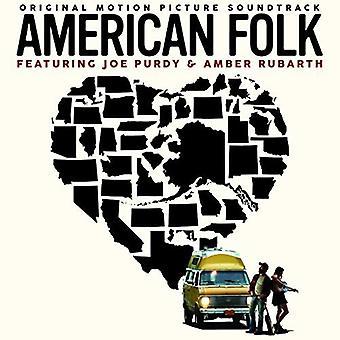 様々 なアーティスト - アメリカ民謡 [ビニール] アメリカ インポートします。