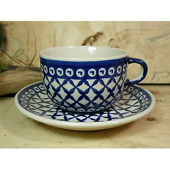 Cup with saucer - ceramic tableware - tradition 57 - BSN 21957 - tea and coffee