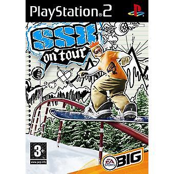 SSX på turné (PS2) - Ny fabrik förseglad