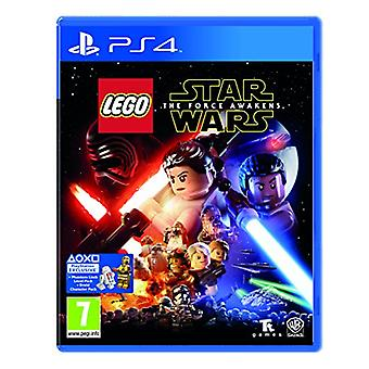 LEGO Star Wars The Force Awakens (PS4) - New