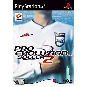 Pro Evolution Soccer 2-fabriken förseglad