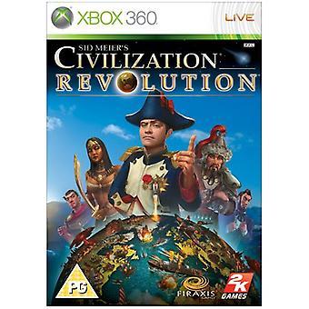 Sid Meiersin sivilisaation vallankumous (Xbox 360) - Uusi