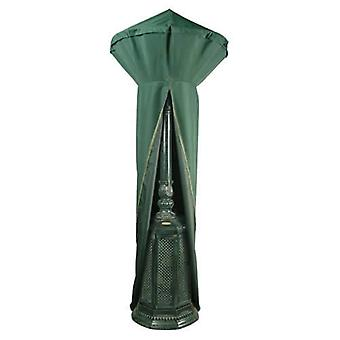 Caraselle Deluxe impermeabile verde scuro Patio Heater Cover - Forte Zip
