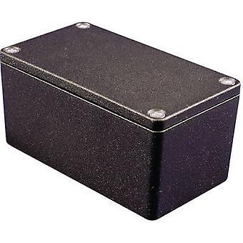 Hammond Electronics 1550Z111BK Universal enclosure 115 x 65 x 55 Aluminium Black 1 pc(s)
