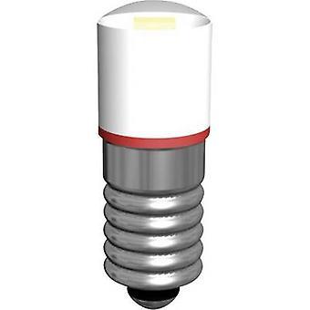 Signal konstruktion LED indikator lys E 5.5 rød 18 V AC MWCE5503
