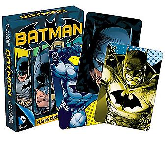 Batman Dc Comics Set Of 52 Playing Cards