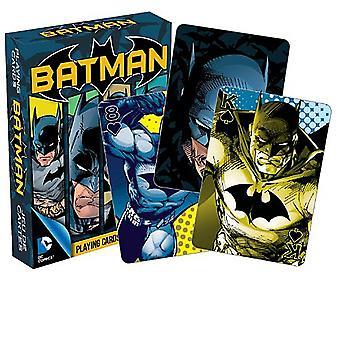 バットマン Dc コミックスは、52 のトランプをセットします。