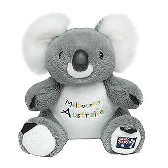 22cm Koala Plush w/ Embroidery