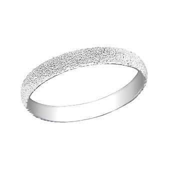 Plain - 925 Sterling Silver Plain Rings - W26700x