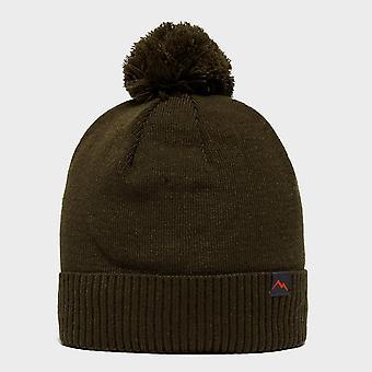 Khaki Peter Storm Men's Drew Bobble Hat Green