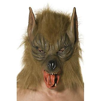 Wolf Mask, One Size