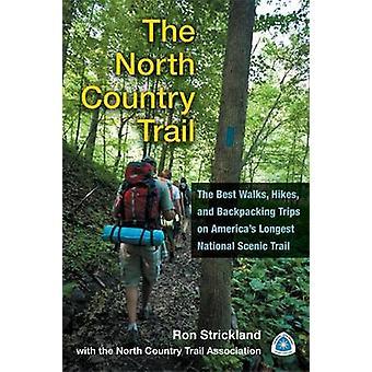Nord land Trail - de beste turene - fotturer og Backpacking turer