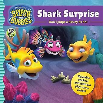 Splash and Bubbles - Shark Surprise with sticker play scene by Splash