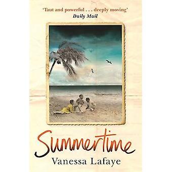 Summertime de Vanessa LaFaye - livre 9781409155393
