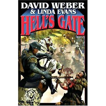 Hell's Gate by David Weber - Linda Evans - 9781476780641 Book