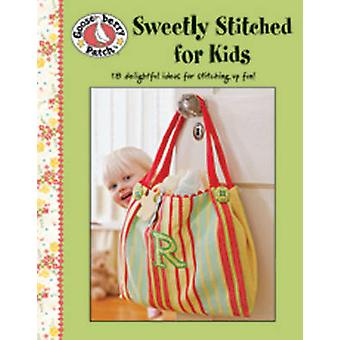 Gooseberry Patch - Sweetly Stitched for Kids by Gooseberry Patch - 978