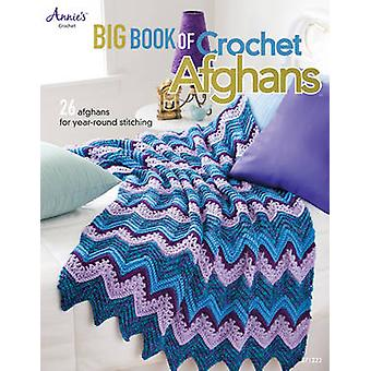 Big Book of Crochet Afghans - 26 Afghans for Year-Round Stitching by C
