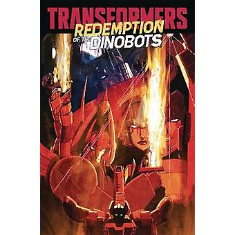 Transformers Redemption Of The Dinobots by John Barber - 978168405183
