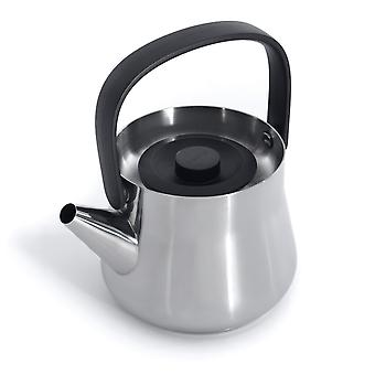 BergHOFF Teapot with Sieve Black 1.0 L