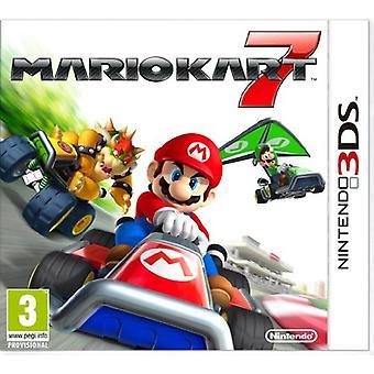 Mario Kart 7 (Nintendo 3DS)-nieuw