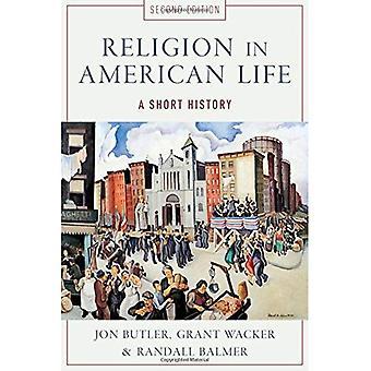 Religion i det amerikanske livet: en kort historie