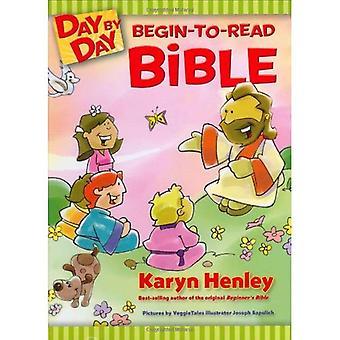 Dia a dia começar de ler Bíblia (Tyndale Kids)