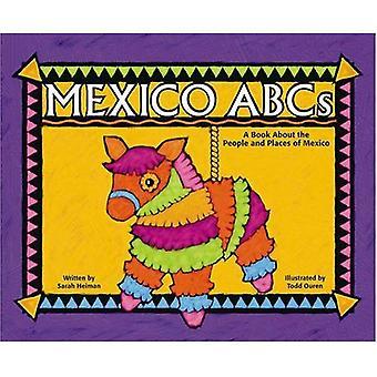 Mexique ABC: un livre sur les gens et les lieux du Mexique (pays OCC)