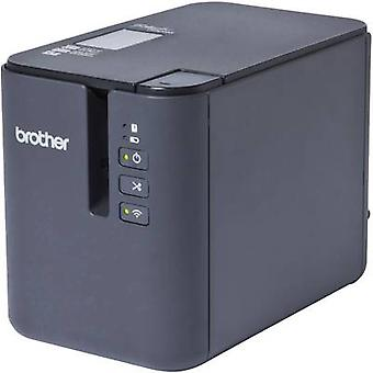 Brother P-touch P950NW Label printer Suitable for scrolls: TZe, HSe, HGe, STe , FLe 3.5 mm, 6 mm, 9 mm, 12 mm, 18 mm, 24 mm, 36 mm