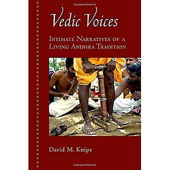 Voci di Vedic: Intimi narrazioni delle tradizioni viventi Andhra