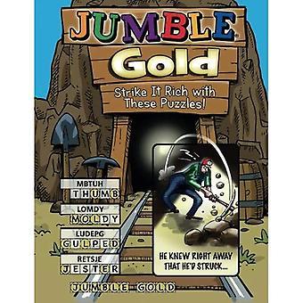 Jumble(r) oro: Hacerse ricos con estos rompecabezas! (Bodrios #174;)