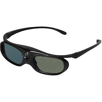 Celexon G1000 DLP 3D Brille Schwarz