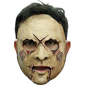 Sarjamurhaaja 20 Latex kasvot Halloween