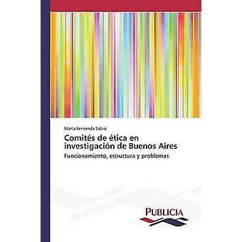 Comits de tica nl investigacin de Buenos Aires door Sabio Mara Fernanda