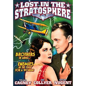 Lost in the Stratosphere [DVD] USA import
