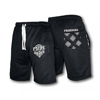 Pride of sterven roekeloos Shorts zwart